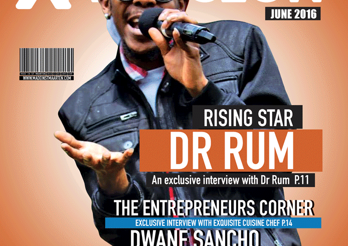 Cultural Xpression June 2016 Interview with Dr Rum