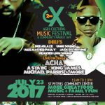 Spaceless Garden hosts it's 2nd Agricultural Music Festival and Community Market Day on July 23, 2017