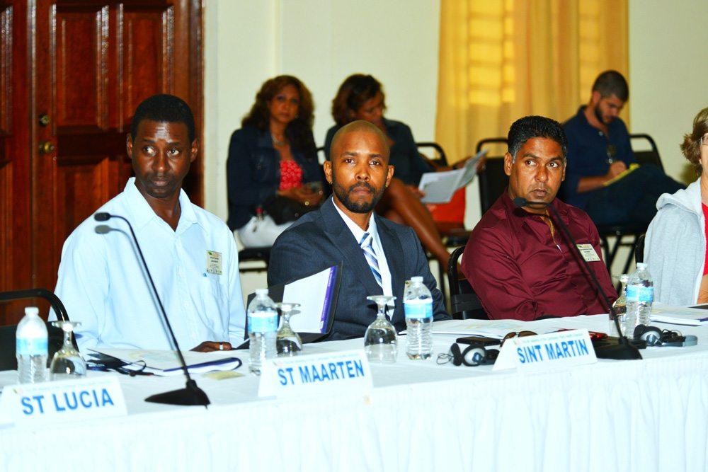 6th edition Caribbean Plant Health Directors Forum held in St Maarten