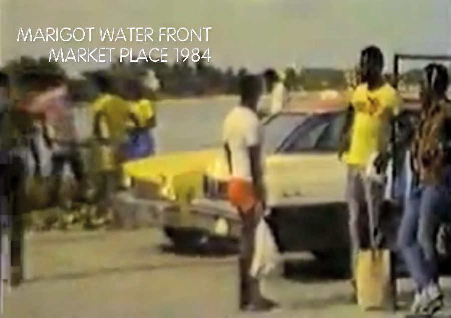 VIDEO – A TIME TO REMEMBER – Marigot Waterfront 1984 Activities