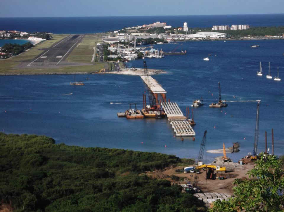 Pride questions filling-in of Simpson Bay Lagoon