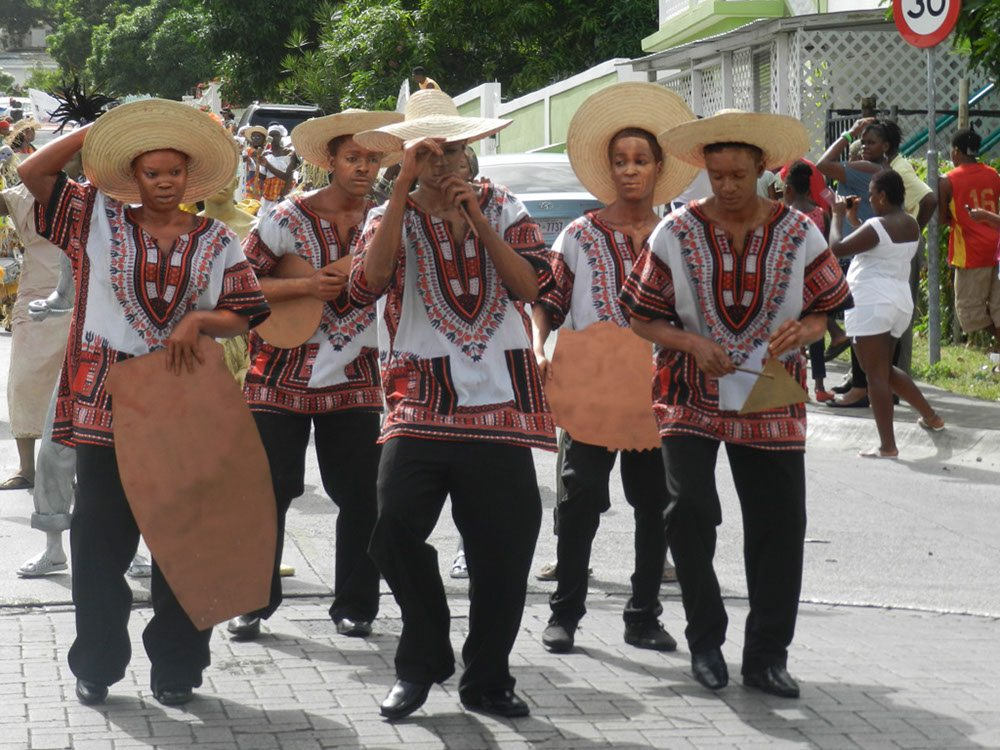 PHOTOS: Cultural Parade through St Peters Streets