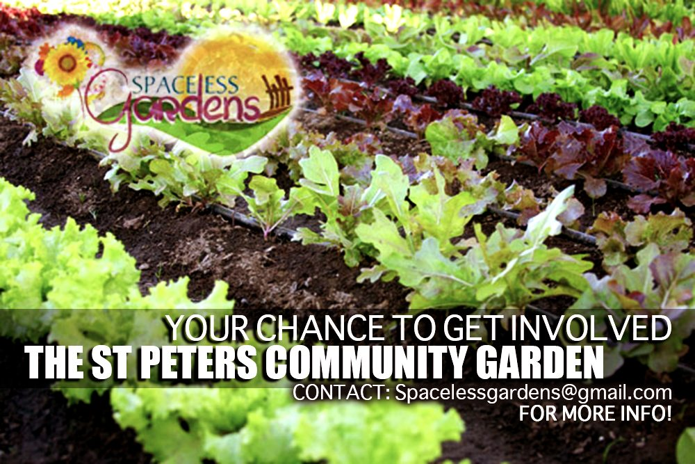 Be A part of the St Peters Community Development Project
