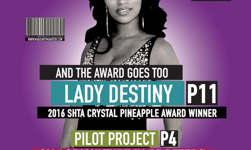 Cultural Xpression November 2016 – Exclusive interview with Lady Destiny
