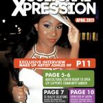 Cultural Xpression April 2017 – Exclusive Interview with Make Up Artist Ashlee Hodge Florvil