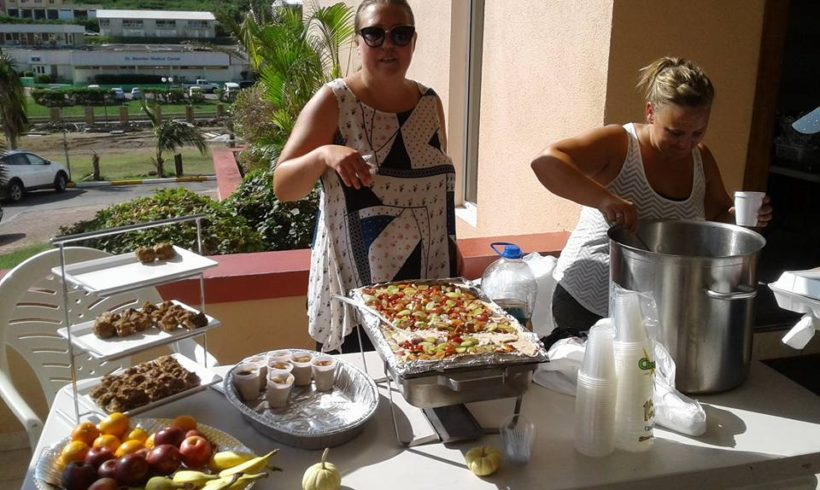 Photos: Feel Good Lunches – Friends Giving Awareness Event